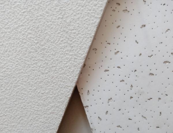 吸音板矿棉板
