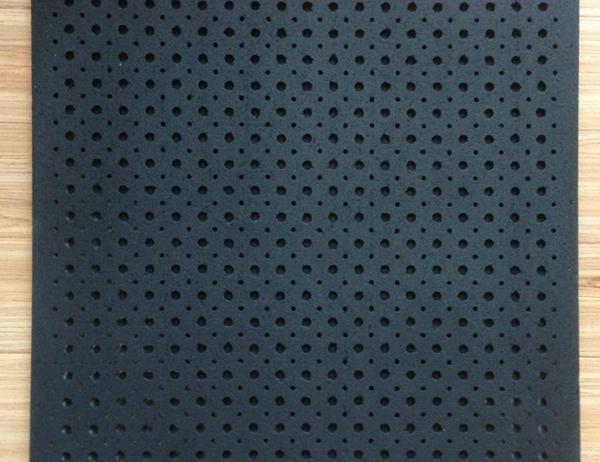 黑色矿棉板